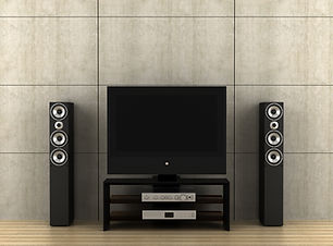 Home Entertainment-System
