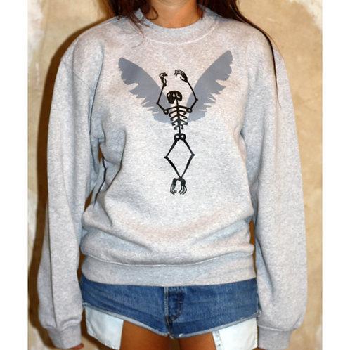 Unisex Fallen Angel Sweatshirt