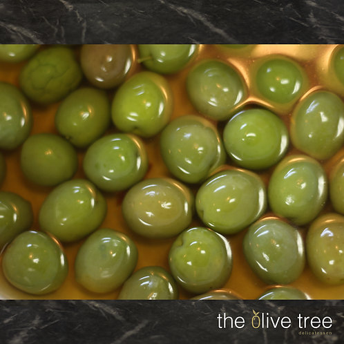 Scillian Olives