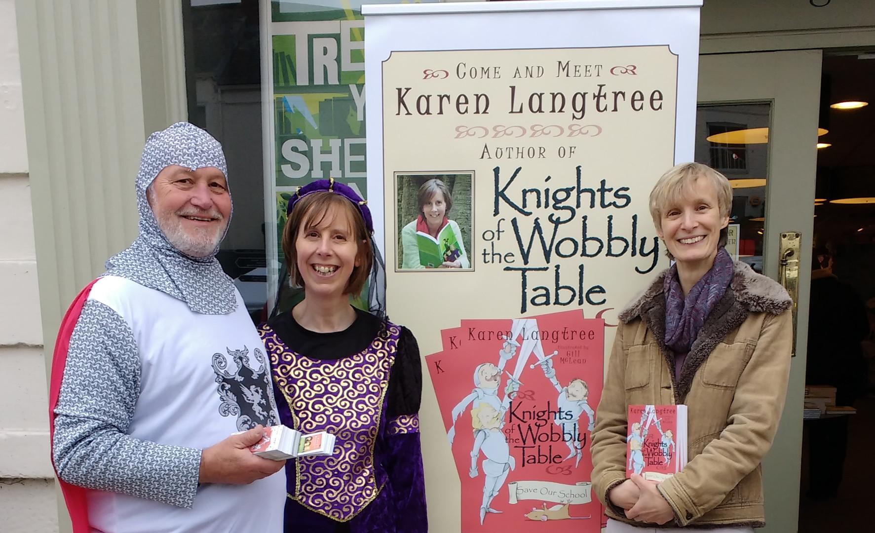 Book signing Northallerton