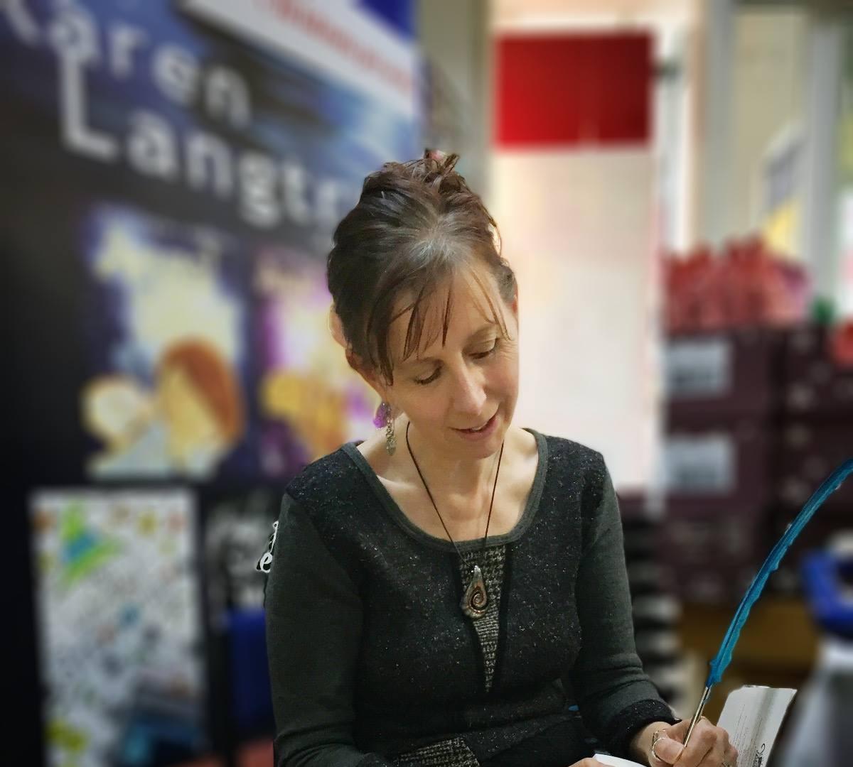 Book signing York