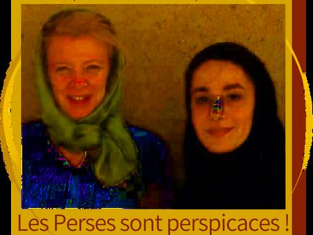 En Iran, on se voile tout, sauf la face...