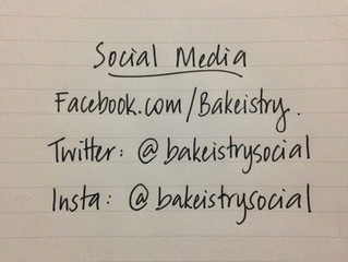#Followme...to the land of sugary goodness #bakeistry #bakeistrysocial