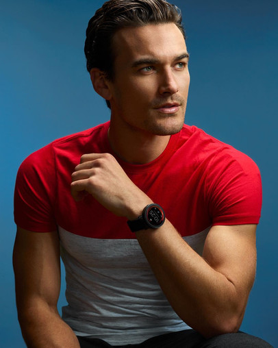 """Fossil """"MisFit Wearables"""" Watch Campaign"""