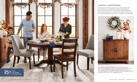 Pier 1 Imports - October 2019 Mailer - P