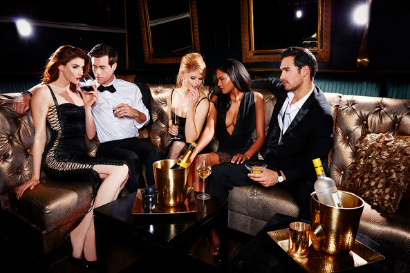 """""""Night Out"""" Editorial"""