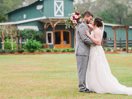 Brandon and Amanda | The Space at Feather Oaks