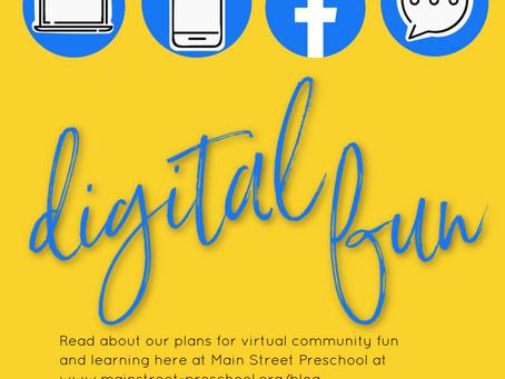 Digital Fun with MSP