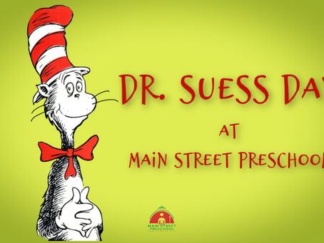 Dr. Suess Day at MSP