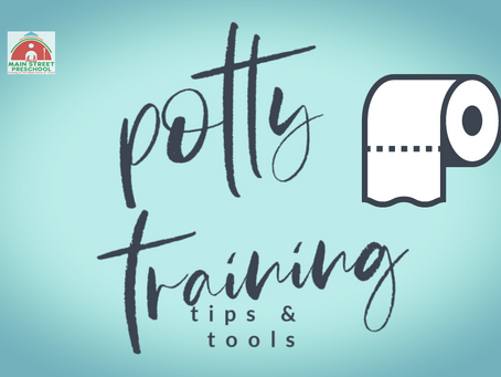 Potty Training Tips & Tools