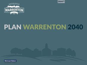 CFFC Raises Questions About Warrenton Comp Plan
