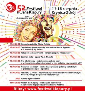 Już 17 sierpnia zapraszamy na koncert z gościnnym udziałem M.Miecznikowskiego i orkiestry symfoniczn