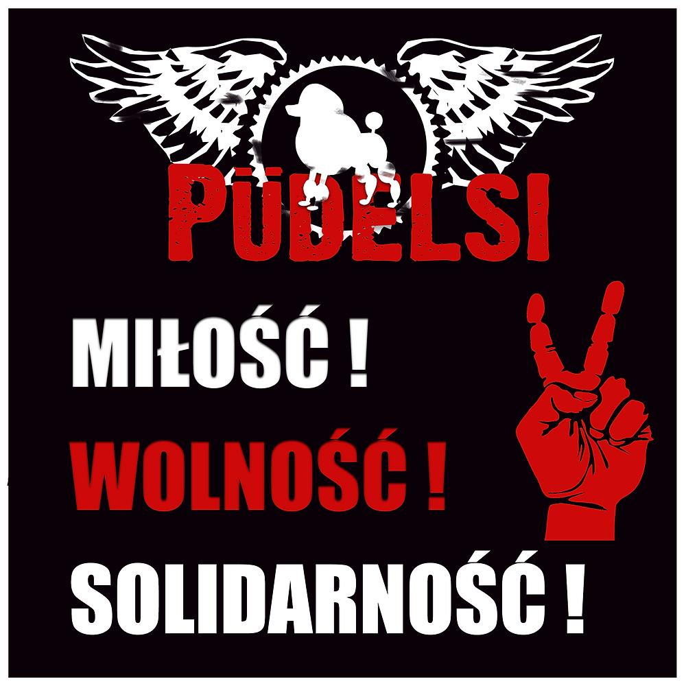 Singiel okolicznościowy . Dwa nowe utwory Miłość i Kocham Wolność z repertuaru zespołu Chłopcy z Placu Broni . Limitowana edycja 100 sztuk .