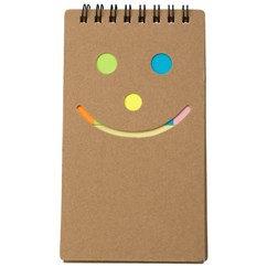 Smiley Sticky Notepad