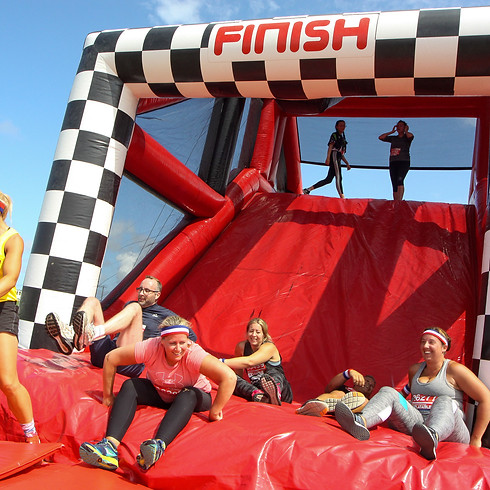 Manchester Inflatable 5K