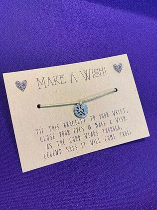 The wish bracelet