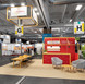 Arc et Typ en charge du stand COFIDIS sur le salon Paris Retail Week