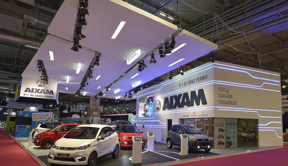 STAND AIXAM