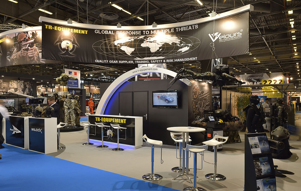 STAND TR EQUIPEMENT