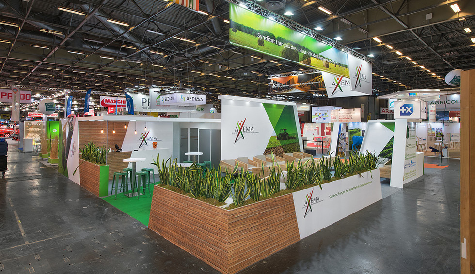 Stand AXEMA