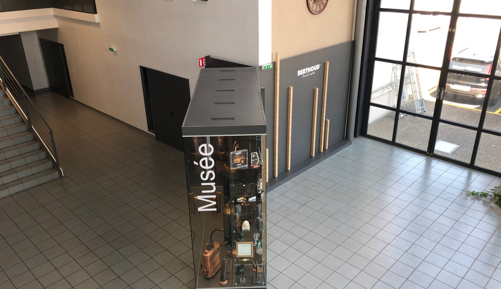 AGENCEMENT MUSEE
