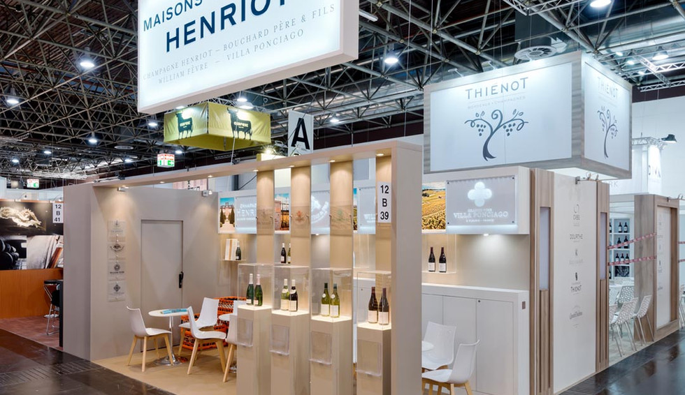 Stand Henriot