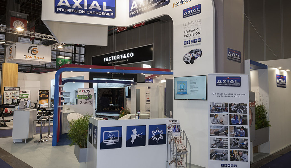 STAND AXIAL