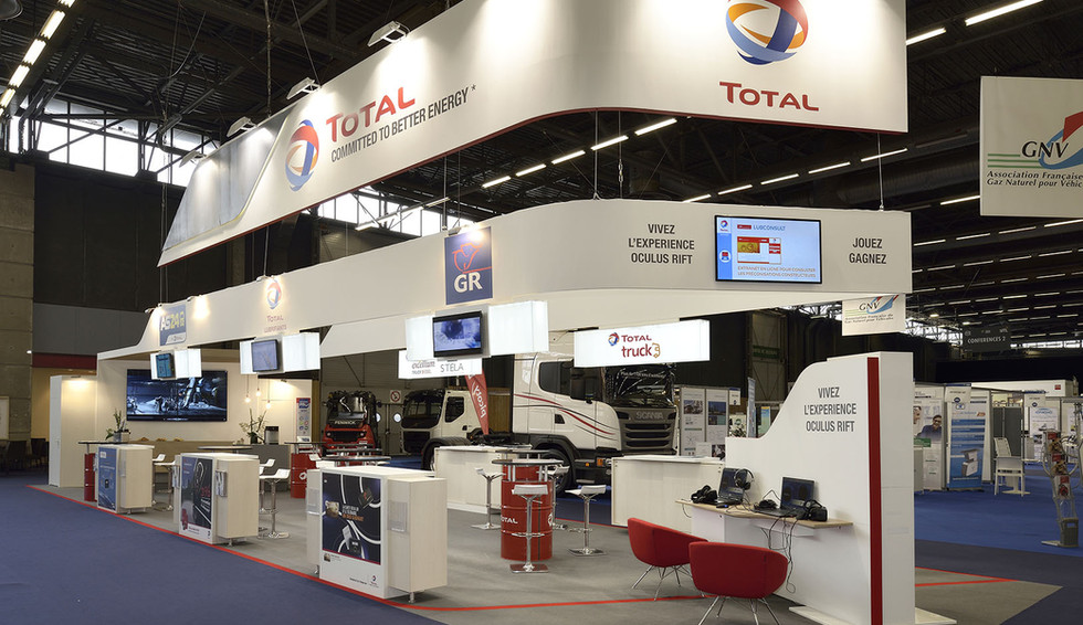 STAND TOTAL