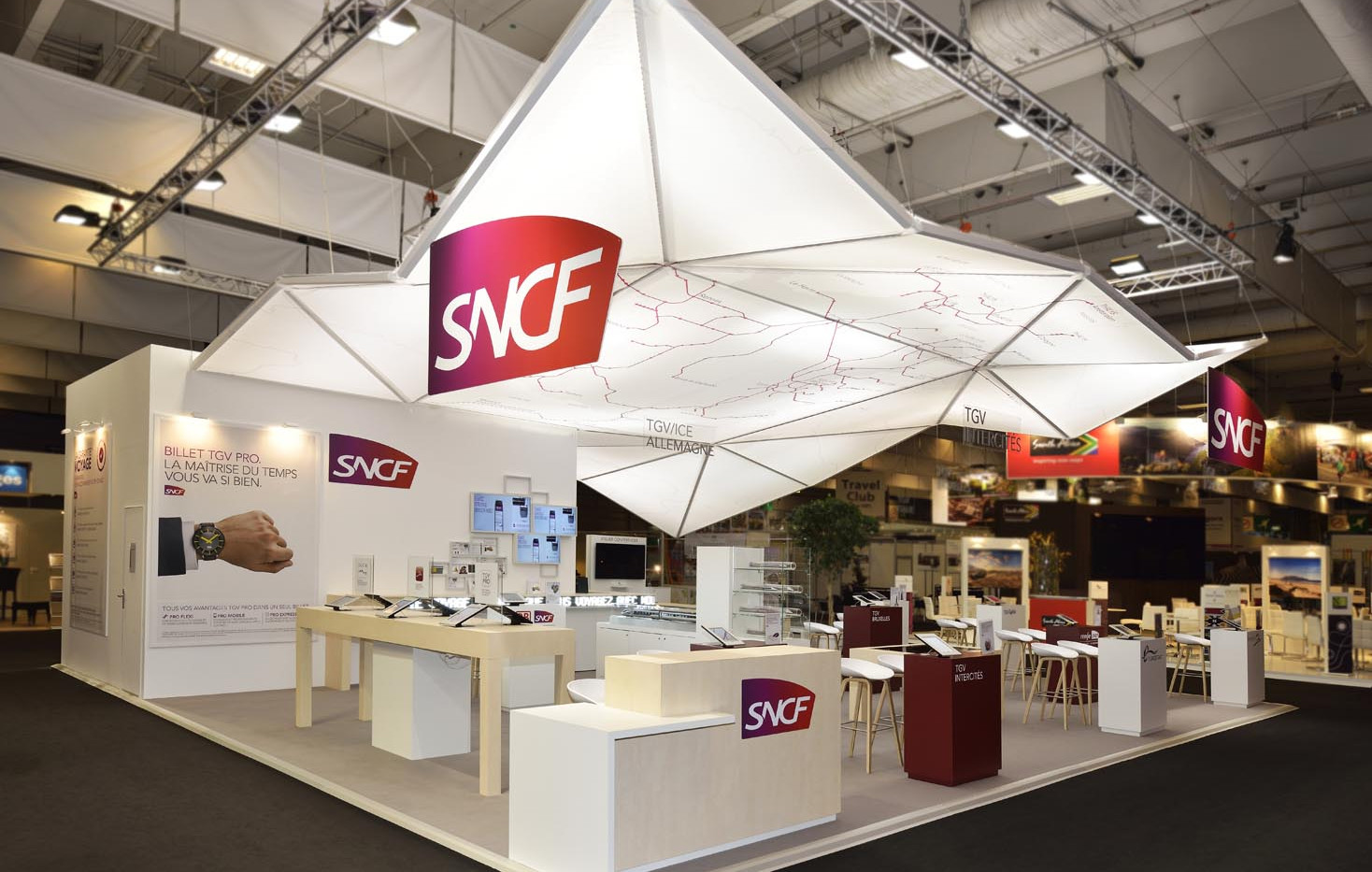 STAND SNCF