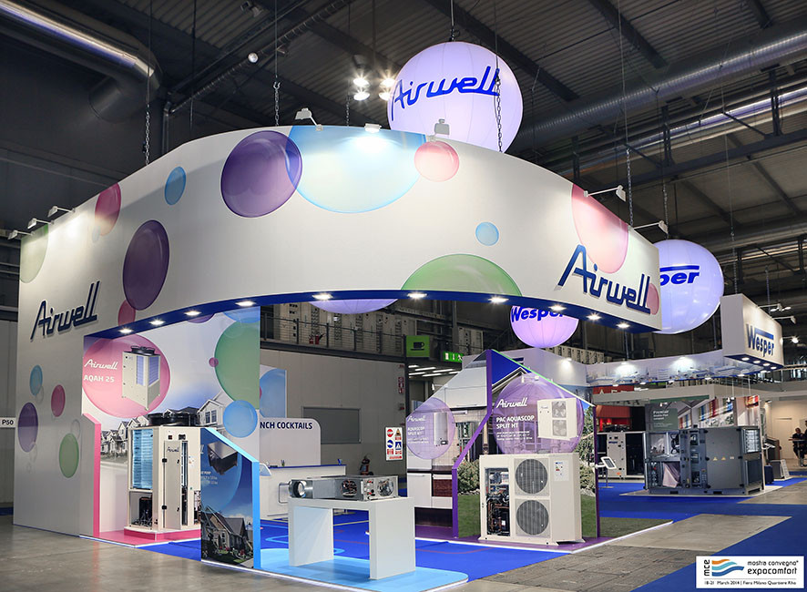 STAND AIRWELL