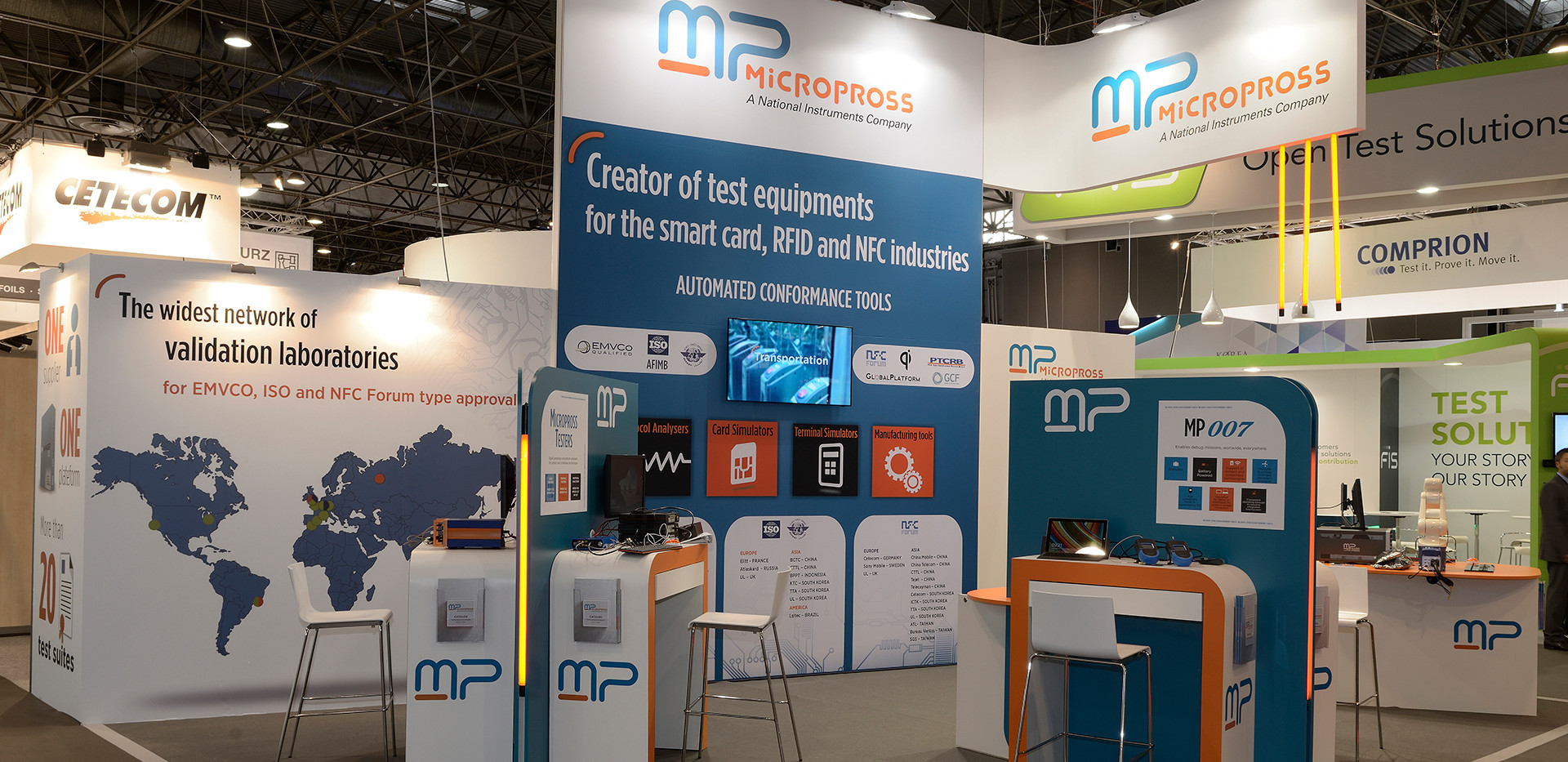 STAND MICROPROCESS
