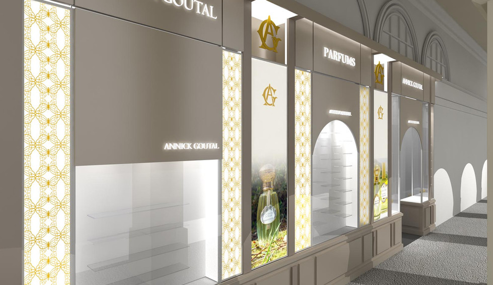 AGENCEMENT ANNICK GOUTAL