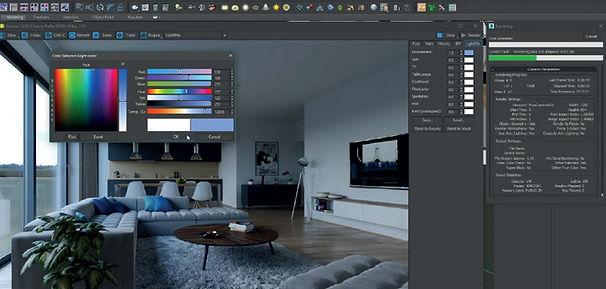 Conception 3D de vos espaces
