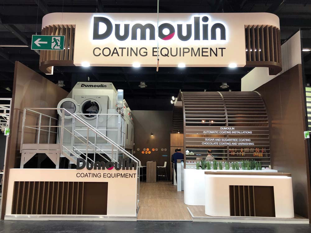 STAND DUMOULIN