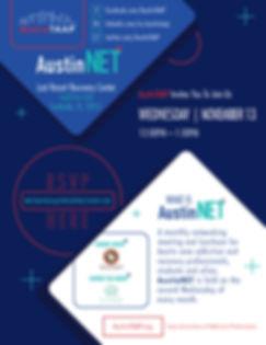 Austin TAAP AustinNET Flyer - November[1
