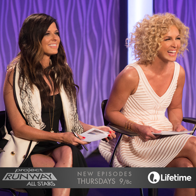 Project Runway All Stars Recap: Episode 3