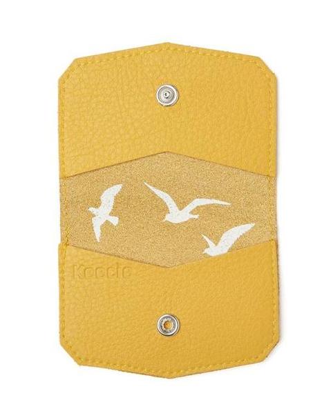 Card holder, Wild Card, Yellow