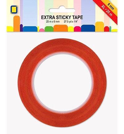 Extra sticky dubbelzijdig tape