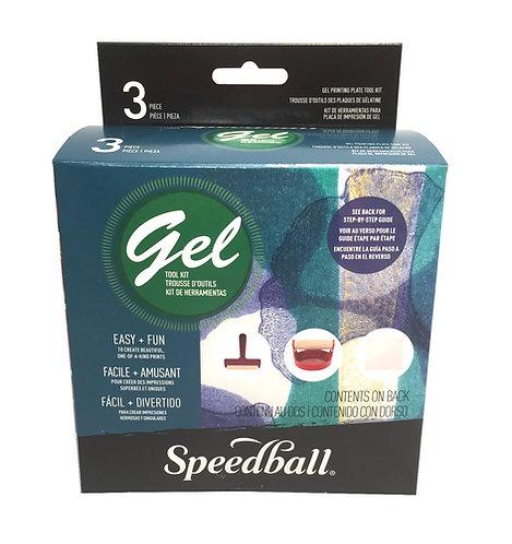 Gel Printing tool kit