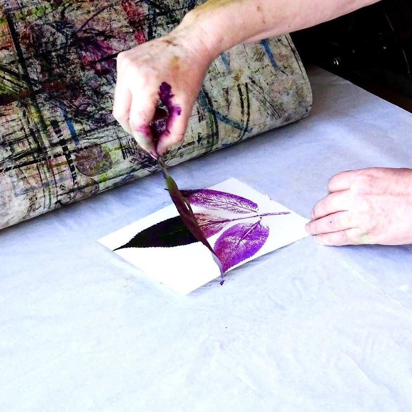 Workshop botanisch drukken en meer...     (1)