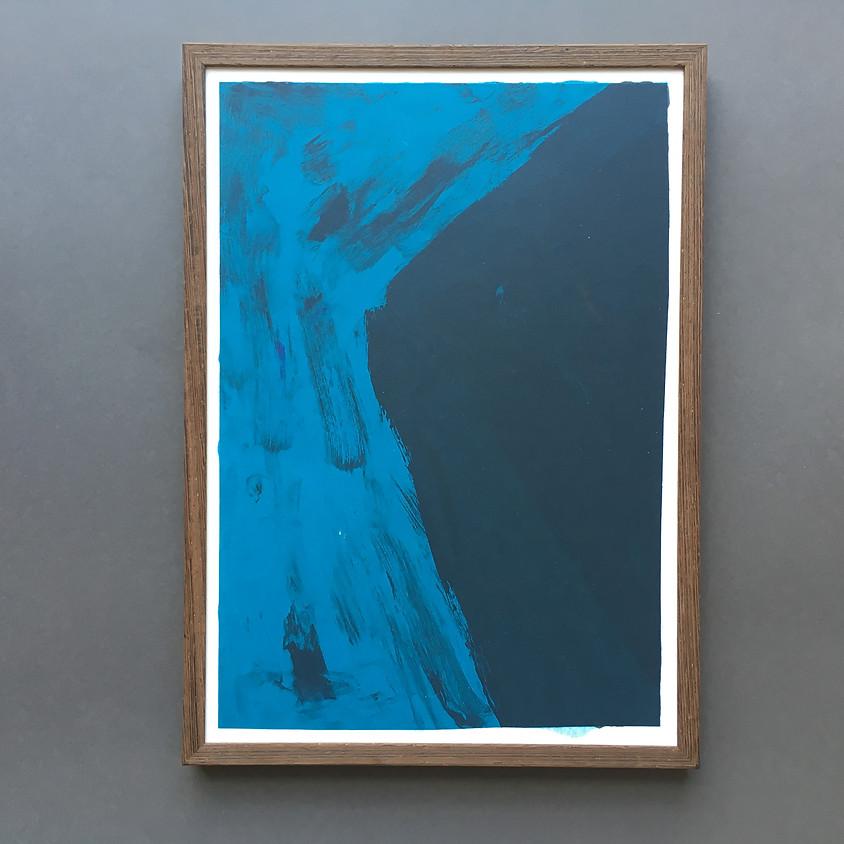 Workshop sfeerbeeld/zeefdruk door Michael van Kekem