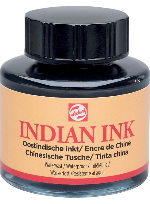 Oost Indische inkt