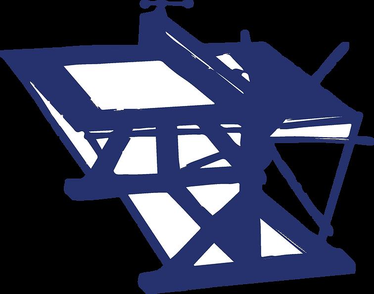 etspers van ginkel drukpers, printpress