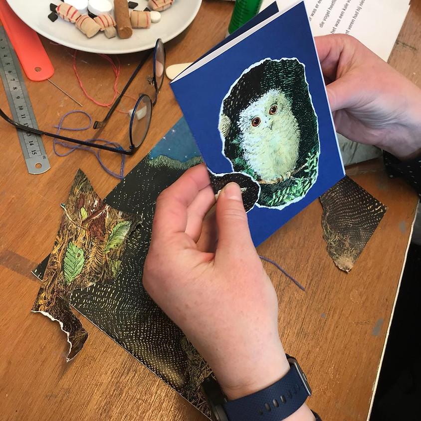 Workshop creatief boekbinden