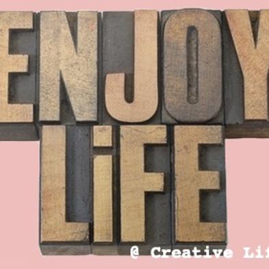 Zelf letterzetten @ Creative life