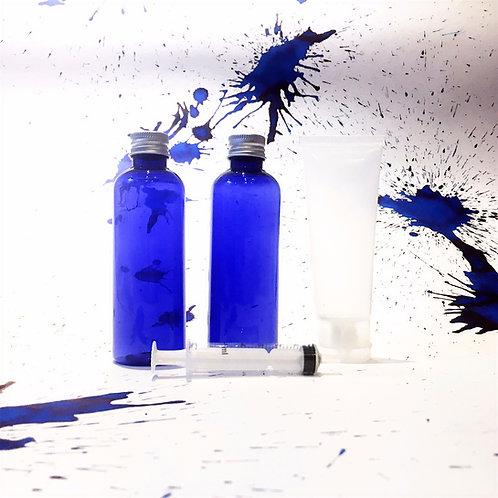 Cyanotype chemicaliën