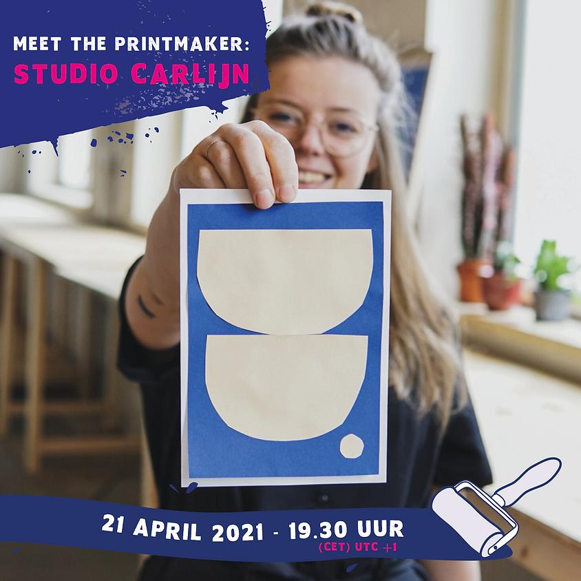 Meet the printmaker: Studio Carlijn (Engels)