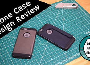 Phone Case Design Review in Two Minutes