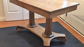 Antique Table Restoration | How To