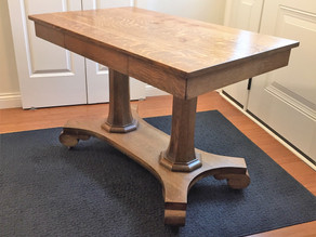 Antique Table Restoration   How To